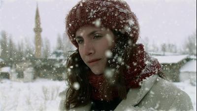 Una scena del film Iklimler