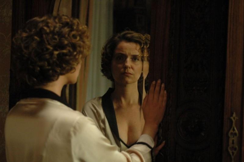Una scena del film Specchio magico