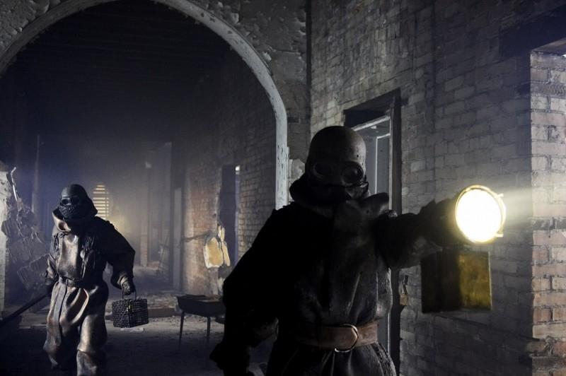 Una scena di SILENT HILL (2006)