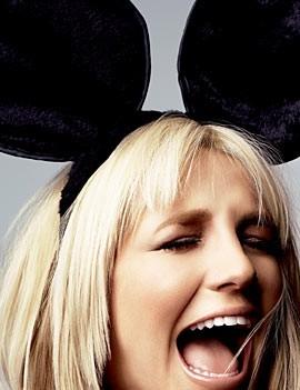Britney Spears in versione Topolino