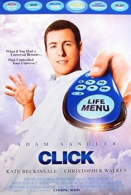 La locandina di Click