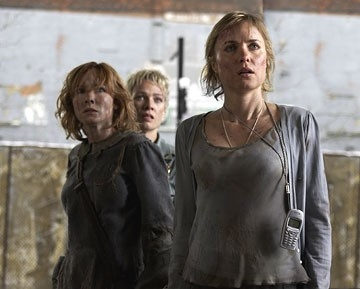Tanya Allen, Laurie Holden  e Radha Mitchell in Silent Hill