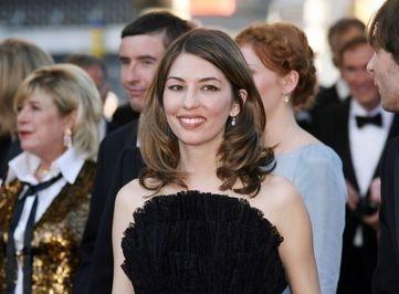 Una splendida Sofia Coppola