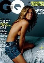 Jennifer Aniston in cover su GQ