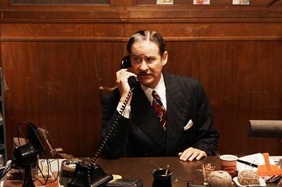 Kevin Kline in una scena del film Radio America