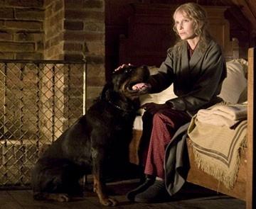Mia Farrow in Omen - Il Presagio
