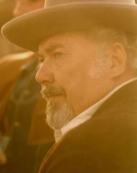 Il regista Robert Altman