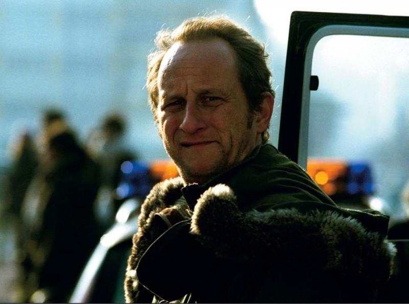 Benoit Poelvoorde in una scena del film Selon Charlie