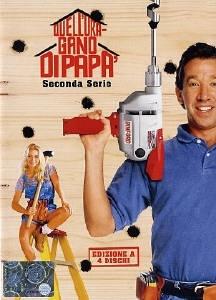 La copertina DVD di Quell'uragano di papà - Stagione 2