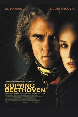 La locandina di Copying Beethoven