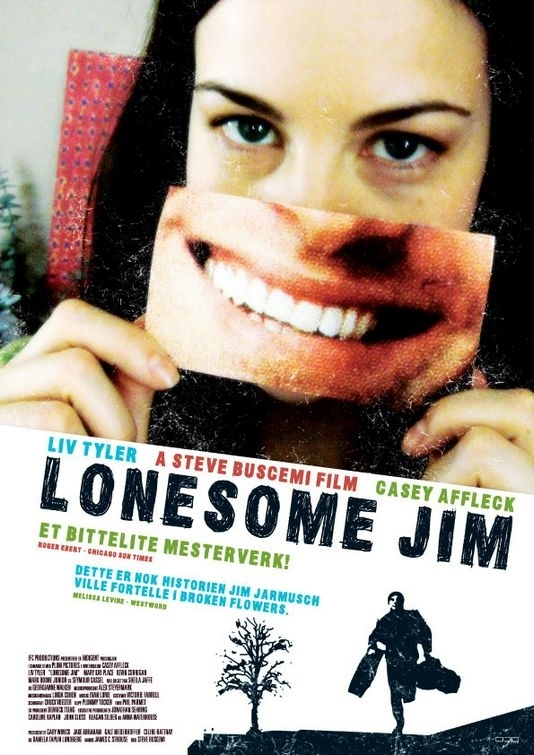 La locandina di Lonesome Jim