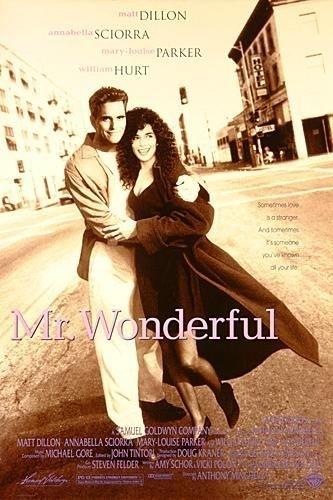 La locandina di Mr. Wonderful