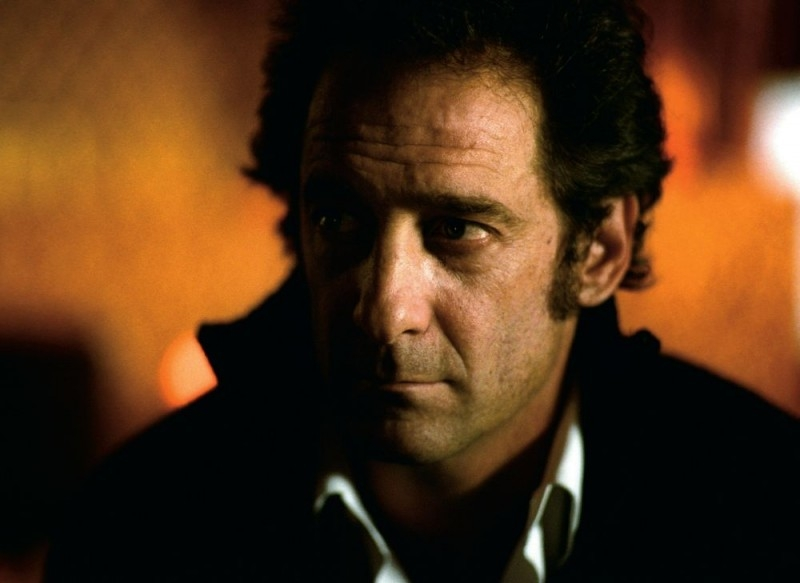 Vincent Lindon in una scena del film Selon Charlie