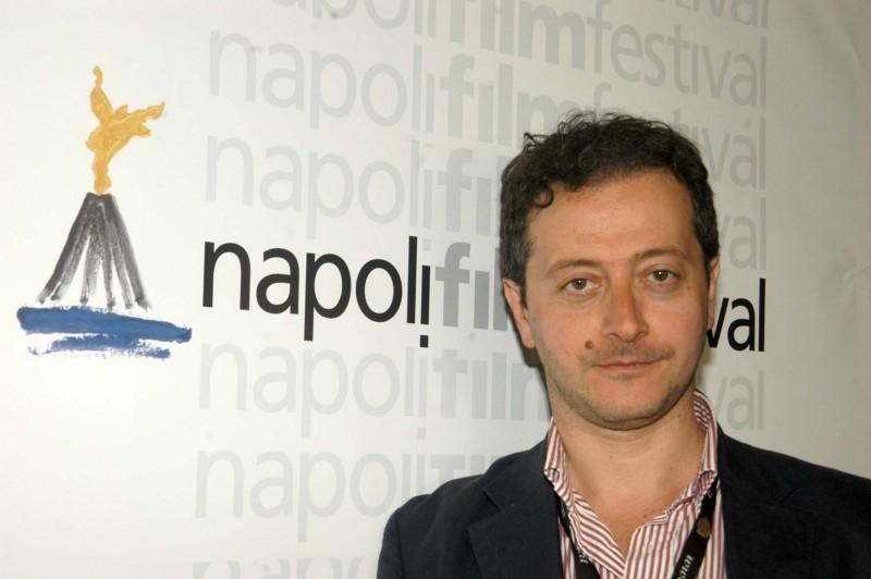 Diego De Silva al Napoli Film Festival
