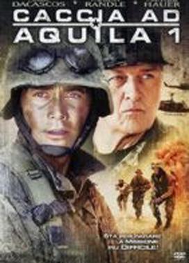 La copertina DVD di Caccia ad Aquila 1
