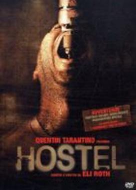 La copertina DVD di Hostel