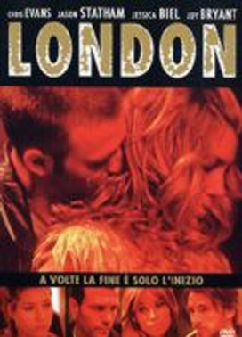 La copertina DVD di London