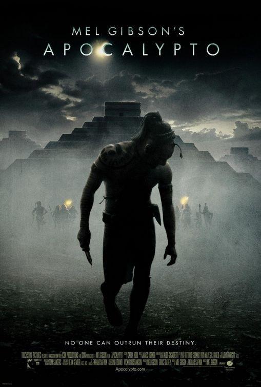 La locandina di Apocalypto