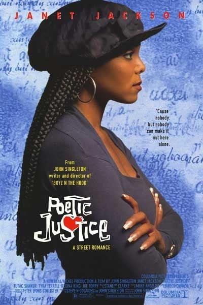 La locandina di Poetic justice