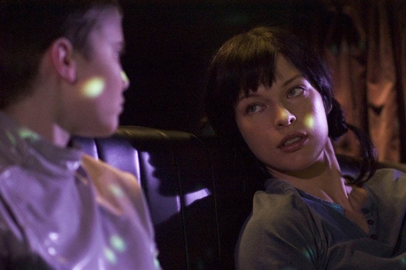Milla Jovovich in una immagine di Ultraviolet