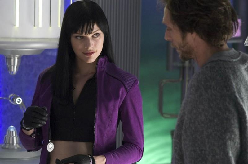Milla Jovovich nei panni di Violet, protagonista del film di Kurt Wimmer
