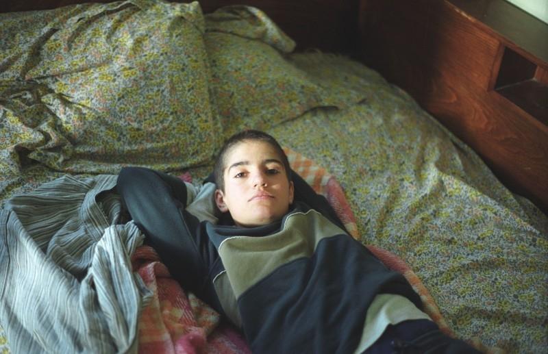 Una scena del film 'Ryna'