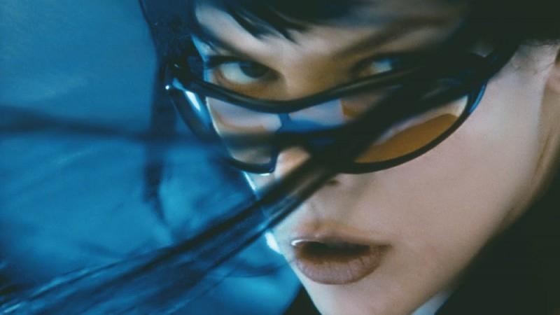 Una splendida immagine di Milla Jovovich in una scena di Ultraviolet
