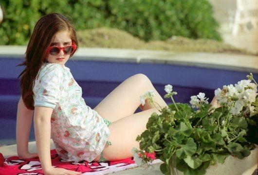 Gabriella Belisario nel film L'estate del mio primo bacio