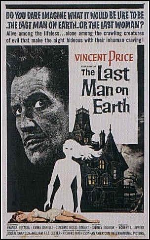 La locandina di L' ultimo uomo della Terra
