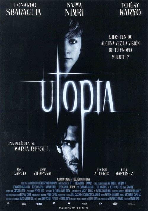 La locandina di Utopía