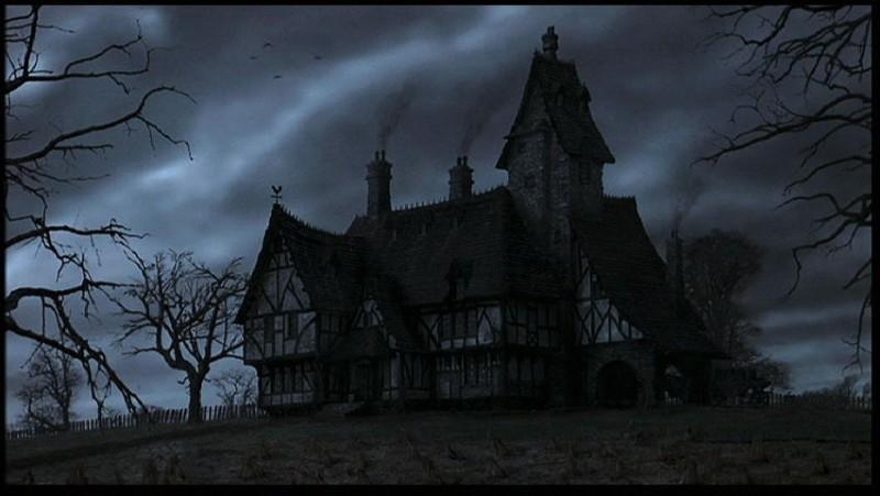 Una scena de Il mistero di Sleepy Hollow