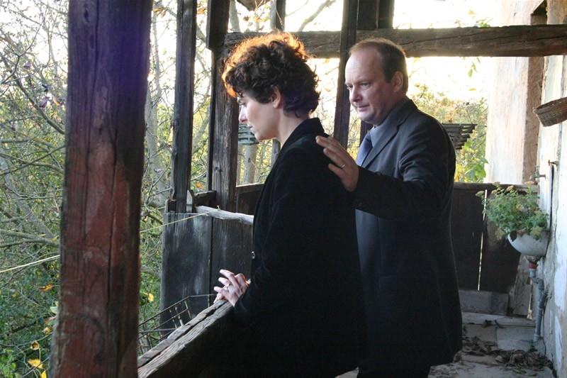 Una scena del film 'Sintonia'