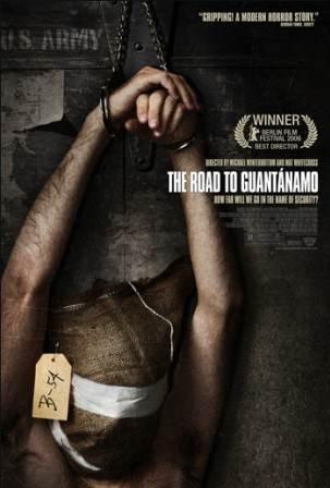 Il controverso manifesto americano di The Road to Guantanamo