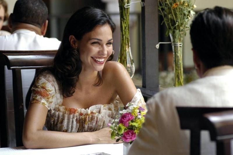 Ines Sastre in una scena del film The Lost City