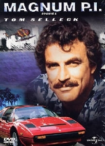 La copertina DVD di Magnum P.I. - Stagione 1