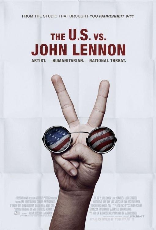 La locandina di The U.S. vs. John Lennon