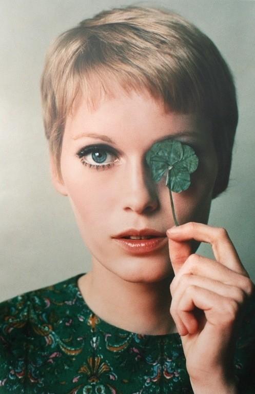 un ritratto di Mia Farrow