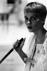 Mia Farrow in Rosemary's baby - Nastro rosso a New York