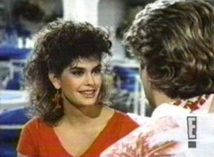 Teri Hatcher in un episodio di Love Boat