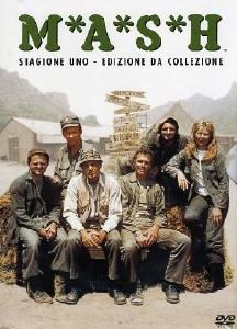 La copertina DVD di M.A.S.H - Stagione 1