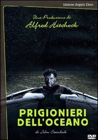 La copertina DVD di Prigionieri dell'oceano