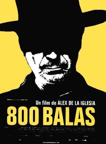 La locandina di 800 pallottole