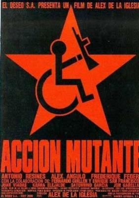 La locandina di Azione mutante