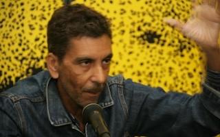 Locarno 2006 - Rachid Bouchareb, Francia, regista del film INDIGENES
