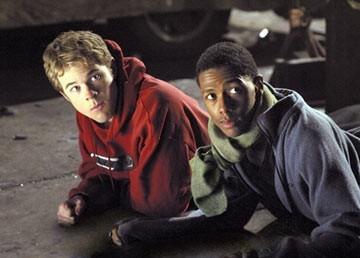 Shawn Ashmore e Nick Cannon in Detective a 2 ruote