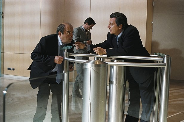 Christian Clavier e Jacques Villeret ne L'antidoto