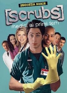 La copertina DVD di Scrubs - Medici ai primi ferri - Stagione 2