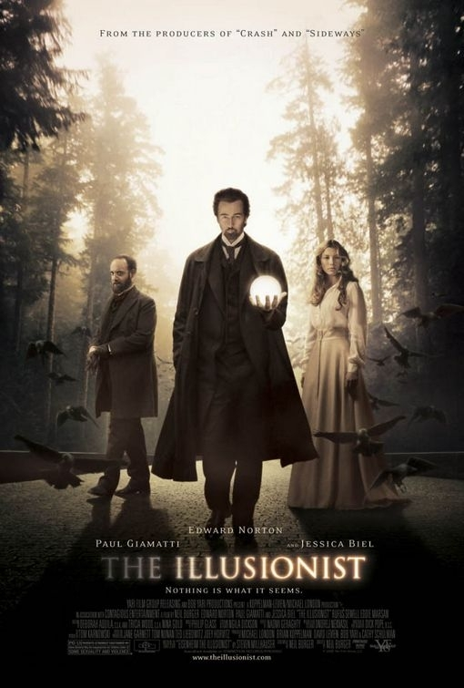 La locandina di The Illusionist