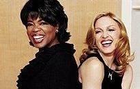 Madonna e Oprah!