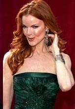 Una splendida Marcia Cross